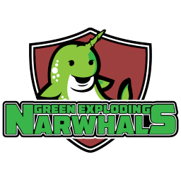 Green Exploding Narwhals
